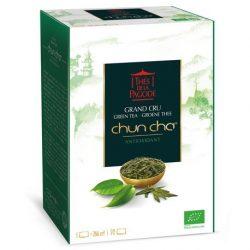 Thé vert Chun Cha bio 90 dosettes