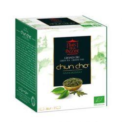 Chun Cha : Thé vert grand cru, anti-oxydant puissant