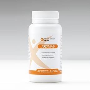 Axomag : magnésium marin, vitamine B6