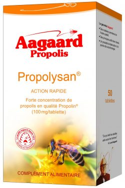 Propolysan Aagaard : propolis de qualité