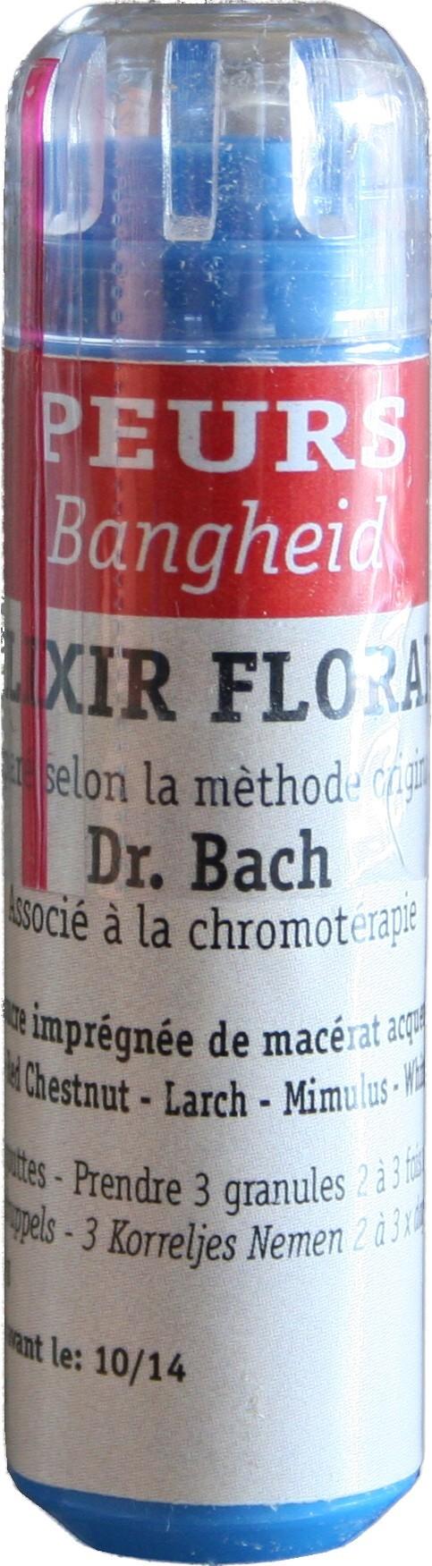 photo Fleur de Bach complexe Peur