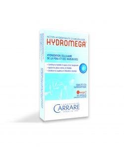 Hydromega : hydration de la peau très sèche