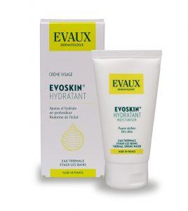 Evoskin hydratant - Evaux dermatologie : prendre soin de sa peau