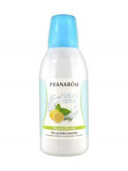 PRANADRAINE: natural detox, boisson tonique hépatique et draineur