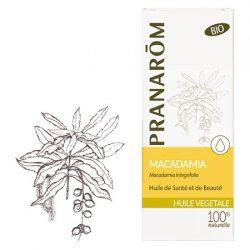 Macadamia bio : Huile végétale riche en oméga 9 - très hydratante