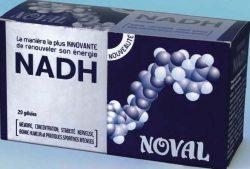 NADH, fatigue physique & mentale