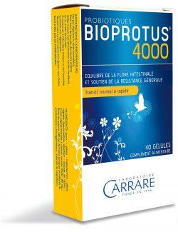 4000 Carrare : le probiotique d'urgence