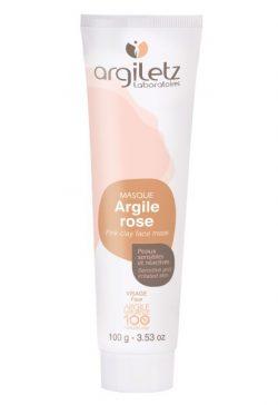 Argile rose : masque argile pour peau réactive
