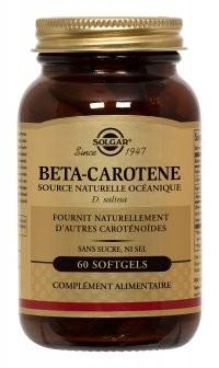beta-carotène : bronzer en toute sécurité