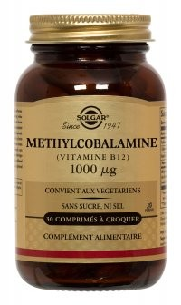 Vitamine B12 : contre les carences en fer et l'anémie
