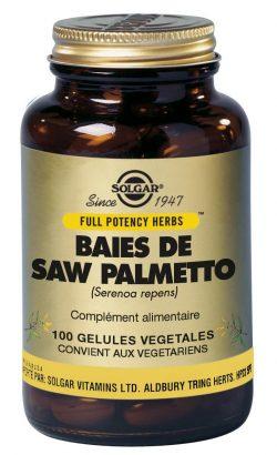 Saw Palmetto : prévenir la chute des cheveux et le cancer de la prostate