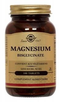 Magnésium bisglycinate Solgar