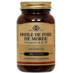 Foie de morue : huile pour fortifier l'organisme