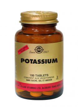 Potassium : un minéral pour aider dans sa perte de poids