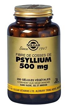 Psyllium blond Solgar : allié du confort digestif