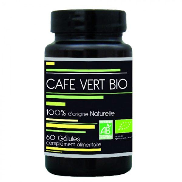 café vert bio : brûleur de graisse, coupe-faim