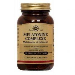Mélatonine et L-théanine : complexe sommeil