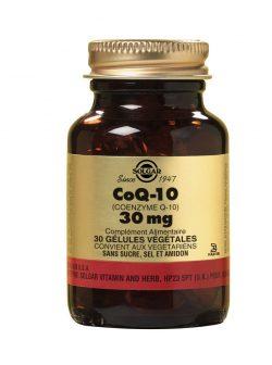 Q10 30mg : se protéger du stress oxydatif