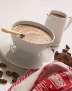 Boisson lactée, saveur cacao chaud