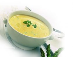 Soupe saveur poulet curry