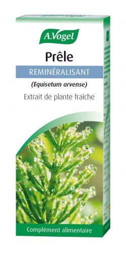 Prêle reminéralise : extrait plante fraîche - pour les os