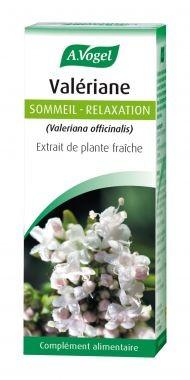 Valériane, extrait de plantes fraiches bio : Calme, Repos, Anti-stress