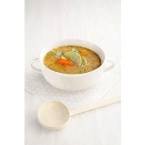 Soupe saveur thaï