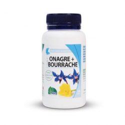 Bourrache-Onagre : hydratation de la peau