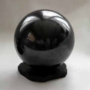 Sphère en shungite